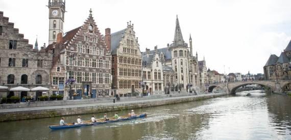 België, Gent