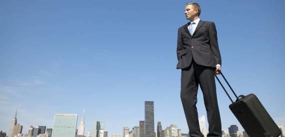 organising business travel