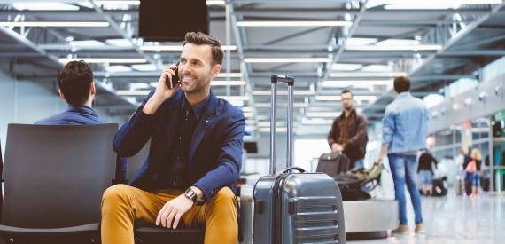 Business travel during a crisis