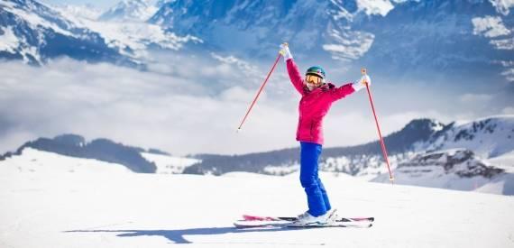Wintersport als schoolreis