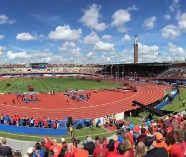 European Athletics Championships
