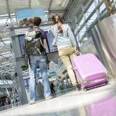 Studenten op reis