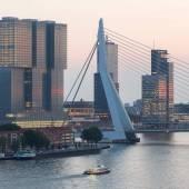 Rotterdam Erasmusbrug Ossip van Duivenbode