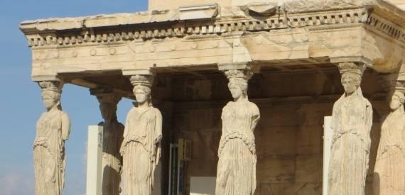 Athene groepsreis