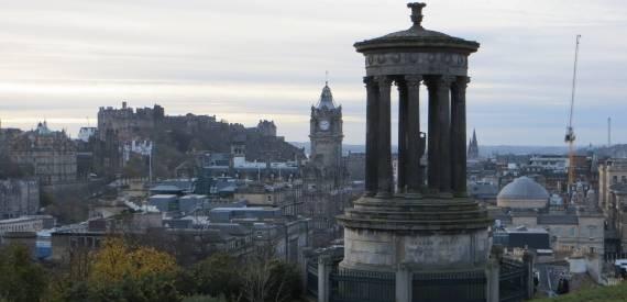 Groepsreis Edinburgh