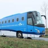 Munckhof - KLM bus