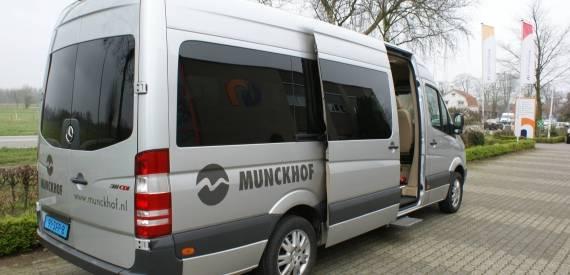 VIP voertuig Munckhof