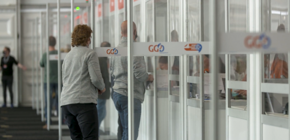 GGD Limburg-Noord, EMS en Munckhof in elkaar gevonden tijdens deze pandemie en een bijzondere samenwerking gerealiseerd. Bekijk hier de video.