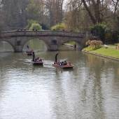 Cambridge - punting